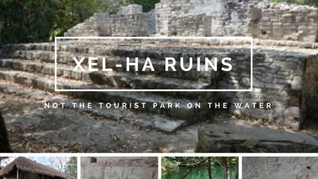 Visit Xel-Ha Ruins