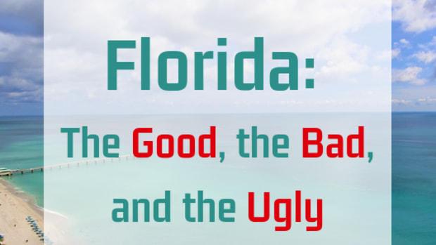 佛罗里达州的优点和缺点