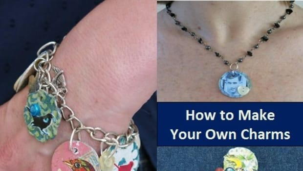 diy-craft-tutorial-how-to-make-jewelry-charms-from-recycled-materials