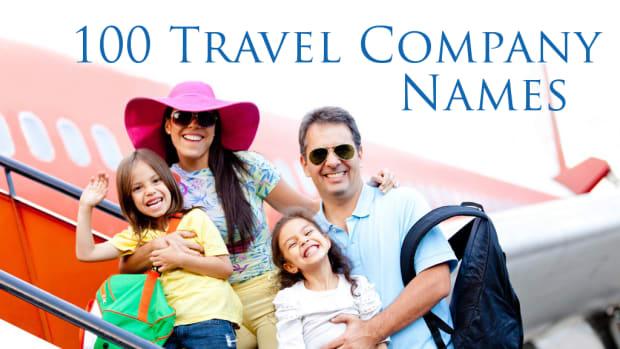 旅行公司名称