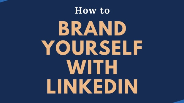 品牌 - 自己与linkedin