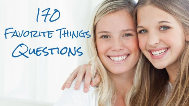 favorite-things-questions