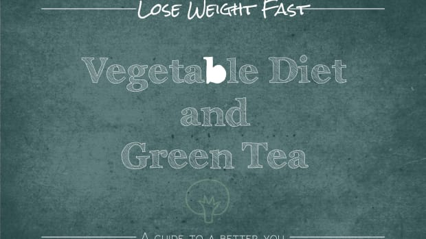lose-weight-fast-vegetable-diet-green-tea