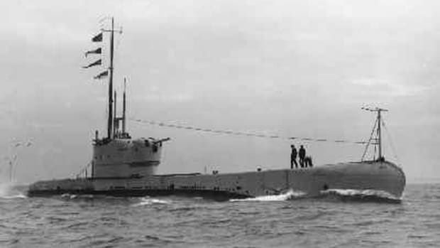 world-war-2-history-john-capes-amazing-submarine-escape