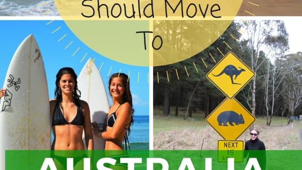 10个原因 - 你应该移动到澳大利亚