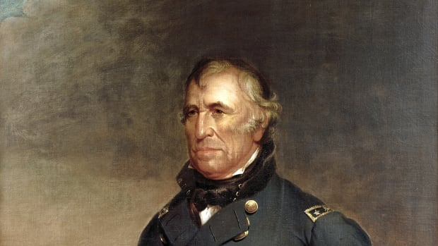 zachary-taylor-12th-president