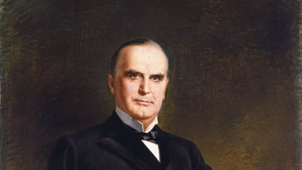 william-mckinley-25th-president