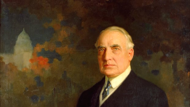 warren-harding-29th-president