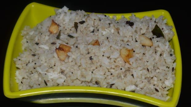 healthy-recipes-garlic-fried-rice-recipe