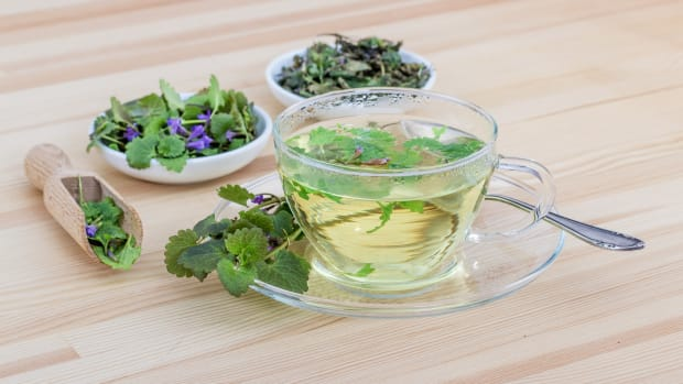 drying-herbs-for-herbal-tea