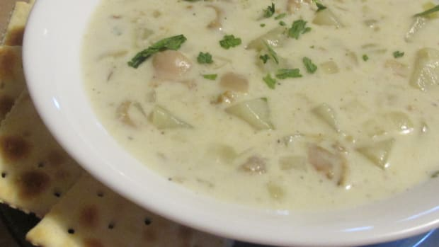 how-to-make-white-clam-chowder