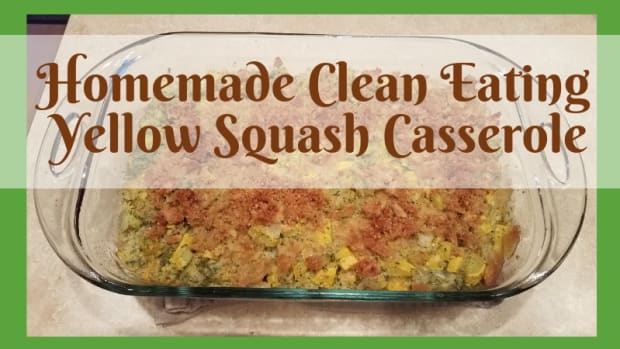 homemade-clean-eating-yellow-squash-casserole