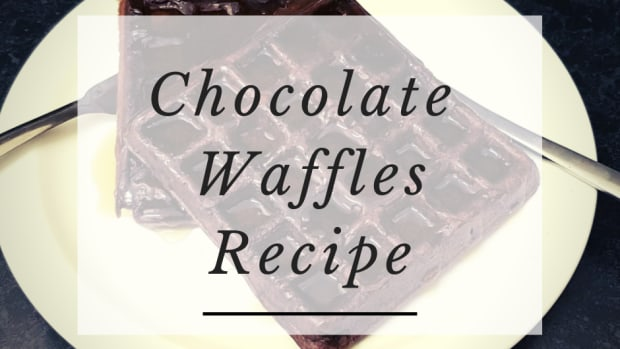 easy-chocolate-waffles-recipe