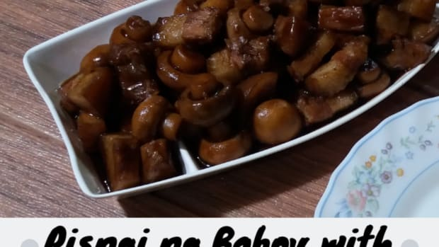 how-to-cook-pisngi-ng-baboy-with-mushroom