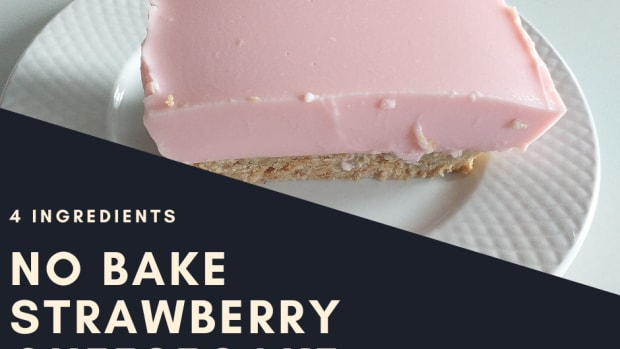 simple-no-bake-strawberry-cheesecake-with-3-ingredients