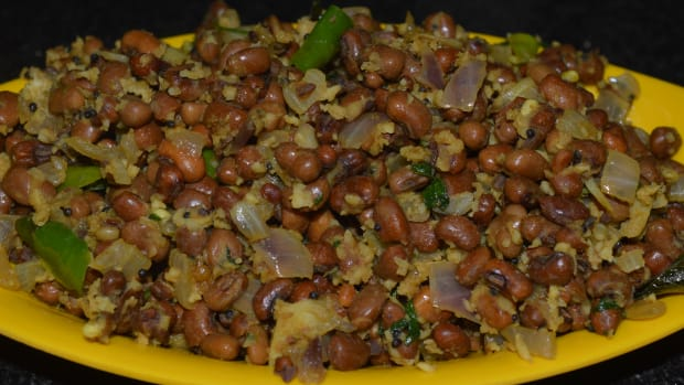 how-to-make-black-eyed-beans-salad