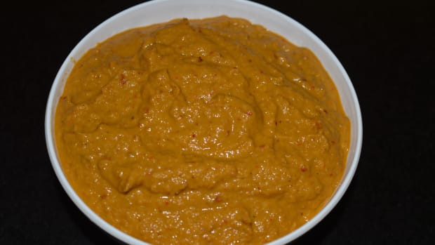 ridge-gourd-peel-chutney-recipe