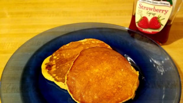 lightened-up-banana-pancakes