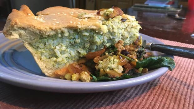 rice-feta-yogurt-savory-pie-recipe
