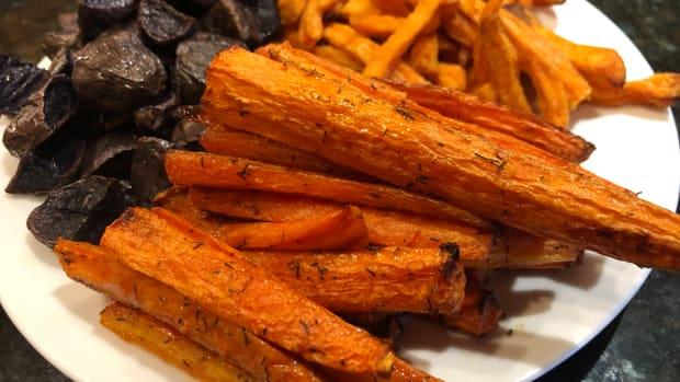 roasted-sweet-carrots