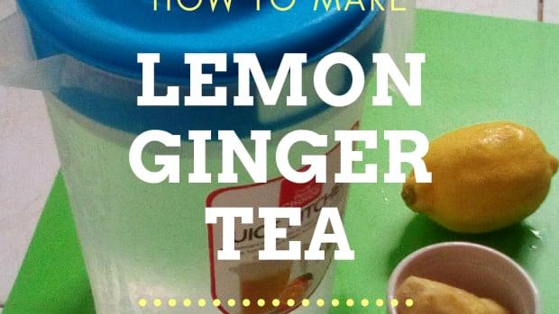 how-to-make-lemon-ginger-tea