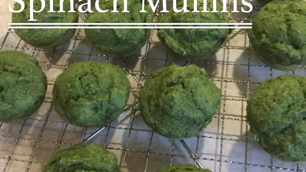 sweet-vegan-spinach-muffins