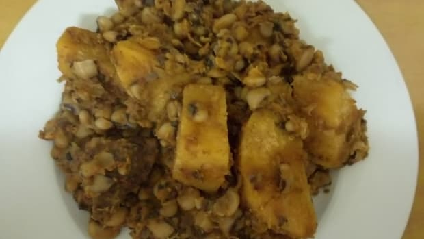 how-to-cook-beans-and-yam-pottage