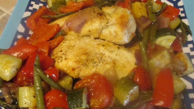pan-roasted-chicken-with-savory-summer-vegetables