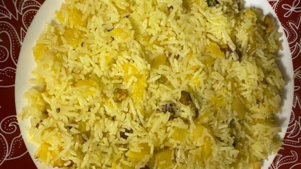 indian-style-pineapple-rice-sweet-or-zarda-pulao