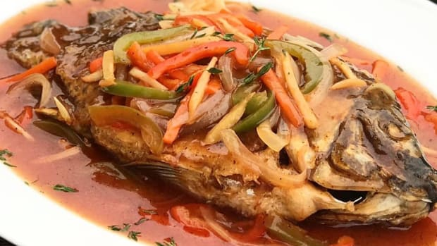 philippine-style-escabeche-sweet-and-sour-fish