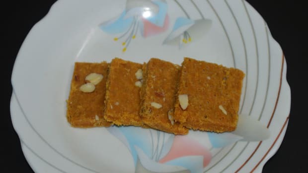 besan-burfi-chickpea-flour-sweet-recipe