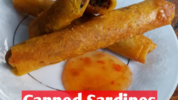 how-to-make-canned-sardines-lumpiang-shanghai