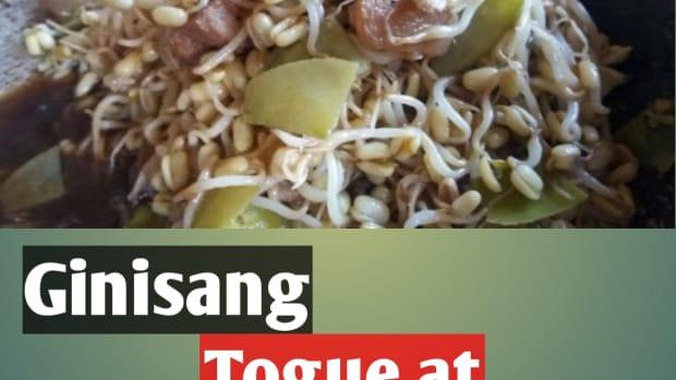how-to-cook-ginisang-togue-at-sitsaro