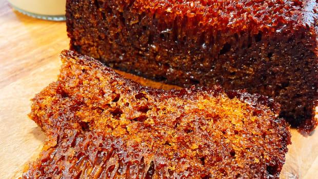 honeycomb-cake-recipe-kek-gula-hangus
