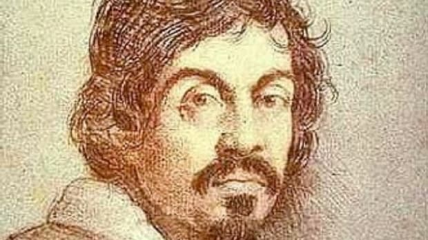 artists-who-died-before-40-caravaggio