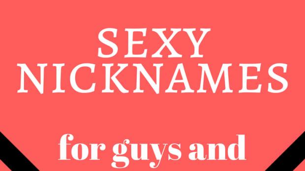 sexy-nicknames