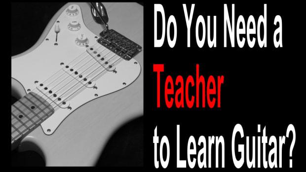 do-you-need-a-teacher-to-learn-guitar