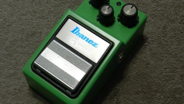ibanez-tube-screamer-ts9-pedal-review
