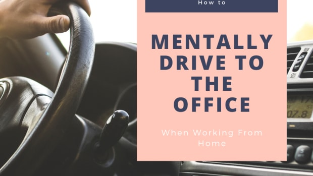 mentally-drive-yourself-to-the-office