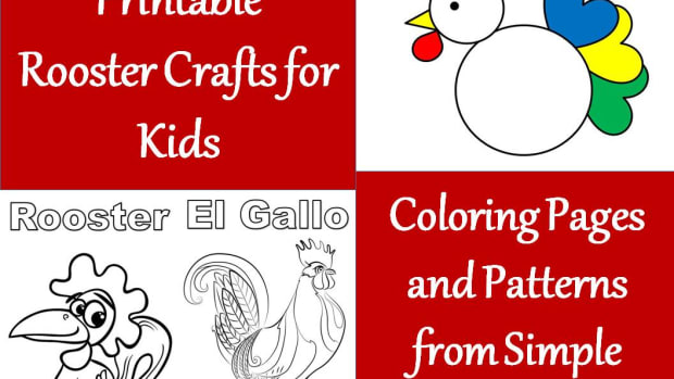printable-rooster-crafts-for-kids-templates-and-patterns-for-coloring-pages-bookmarks-and-ornaments