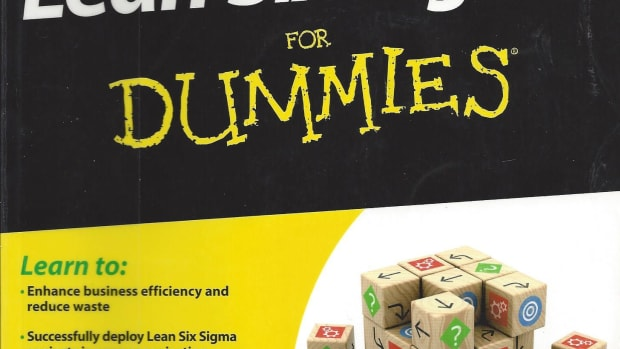 lean-six-sigma-for-dummies-2nd-edition-a-book-review