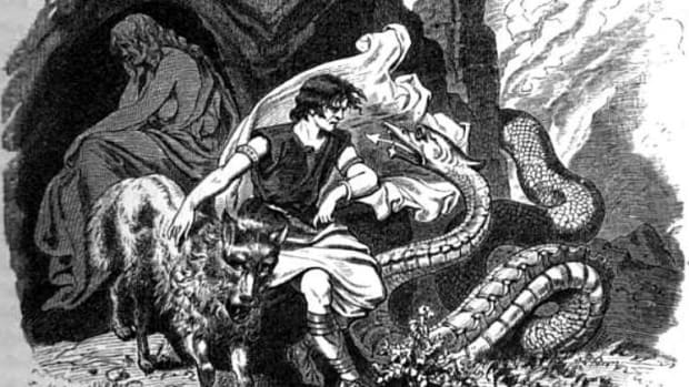 norse-mythology-the-fenris-wolf