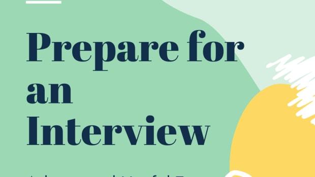 职位访谈 - 建议和提示