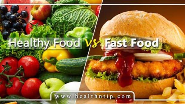 开放式 - 健康 - 快餐链