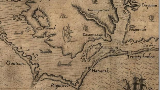 the-mysterious-roanoke-colony