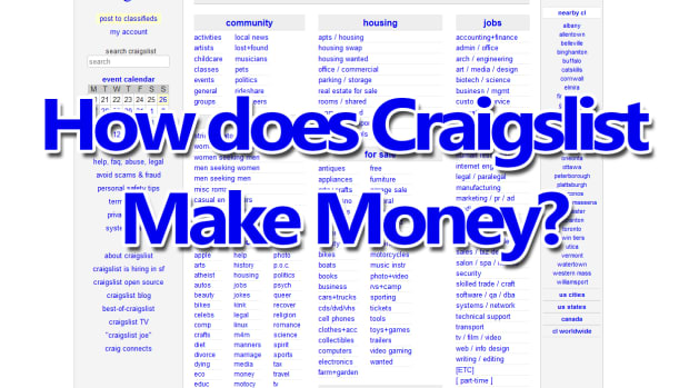 how-does-craigslist-make-money-online