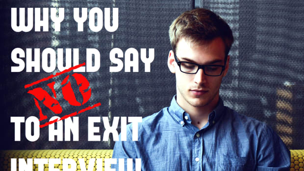 why-you-should-say-no-to-an-exit-interview
