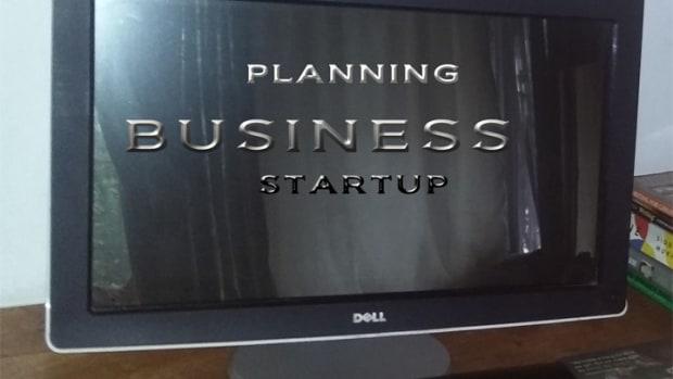规划 - 首先 - 商业启动
