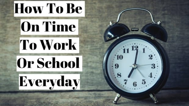 how-to-be-on-time-to-work-or-school-everyday