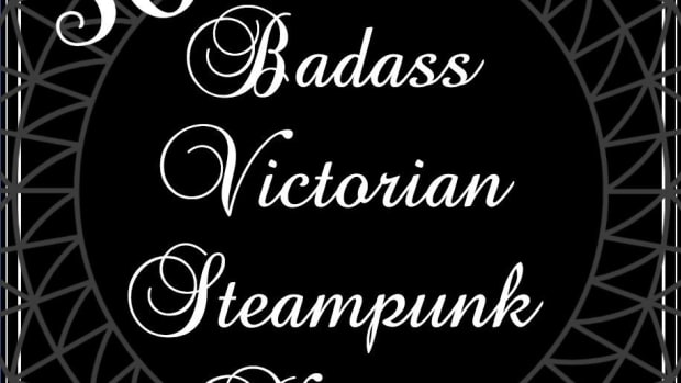 victorian-steampunk-names